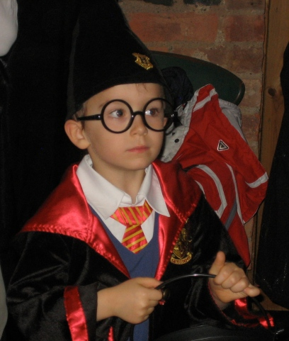 mr Harry Potter himself
