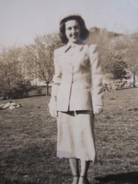 Regina in NY 1950